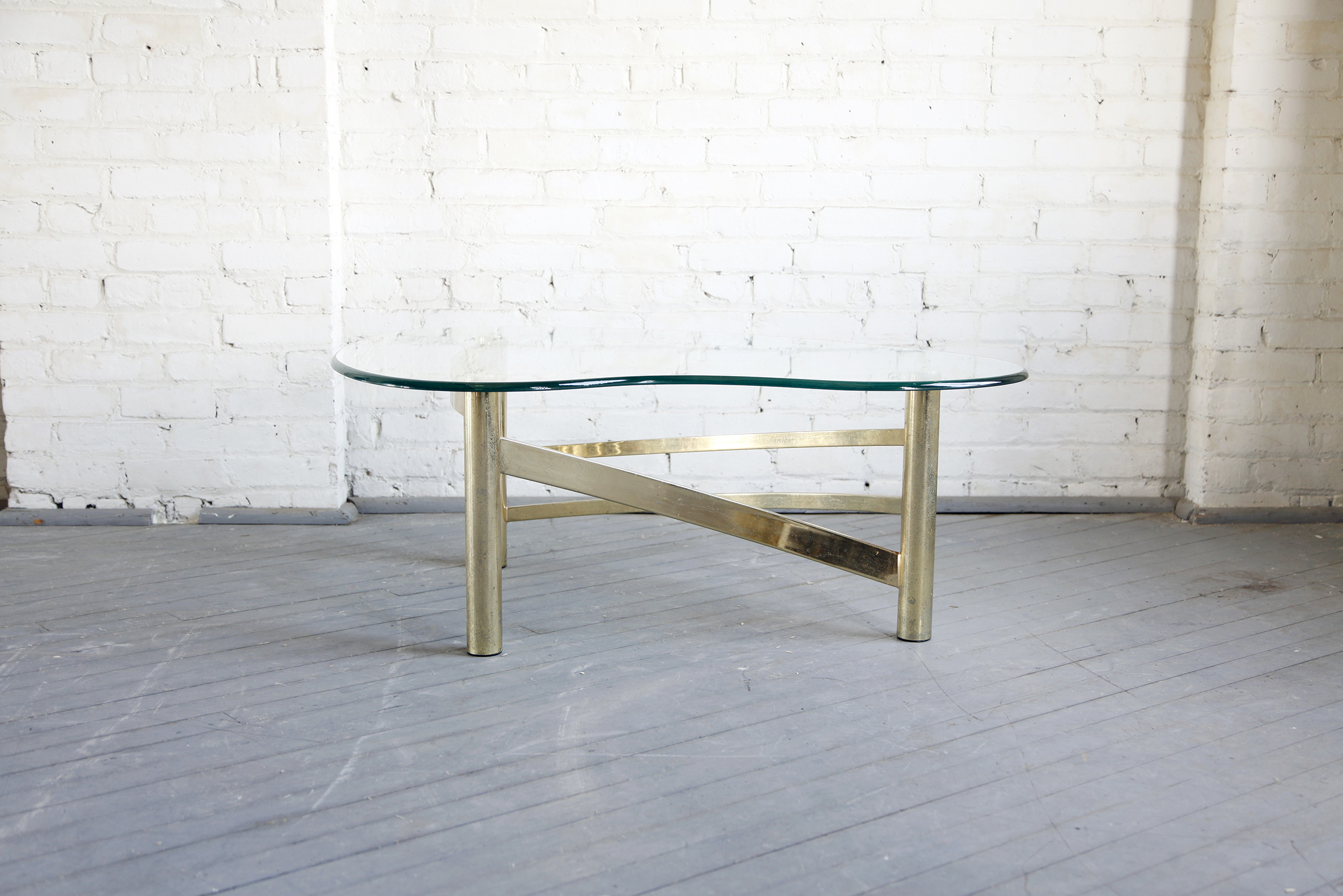 SOLD Mid century modern kidney bean coffee table – MCMBKNY