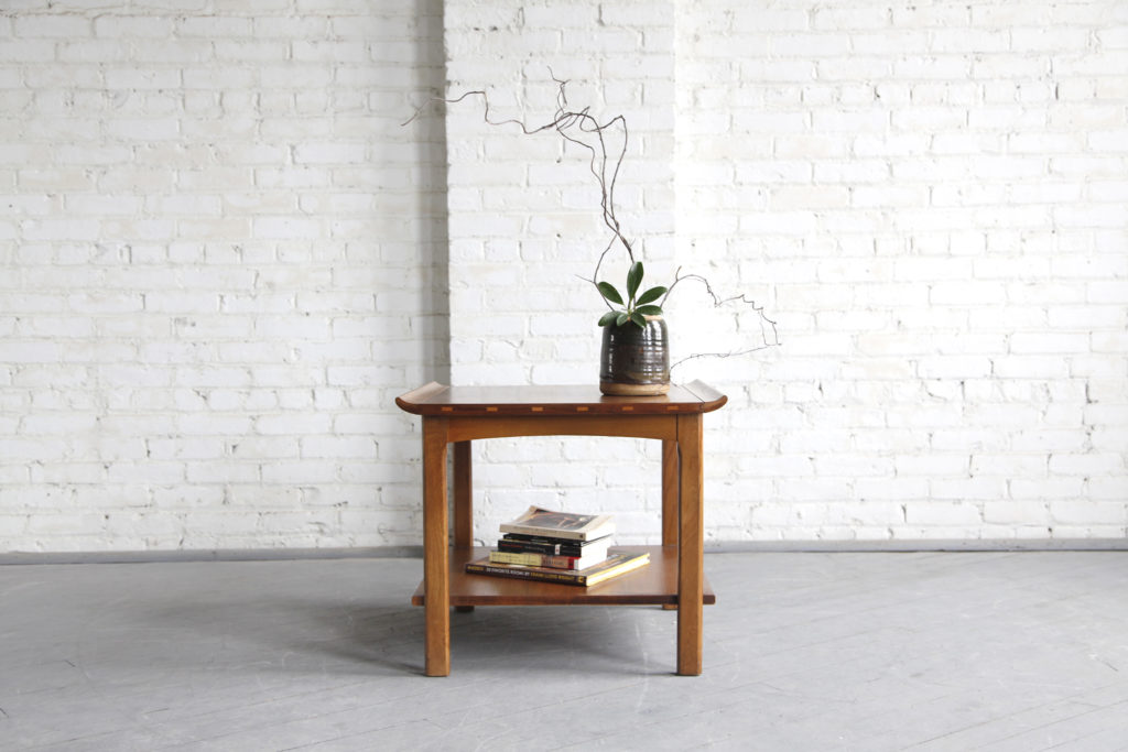 Mid century modern Lane coffee / side table
