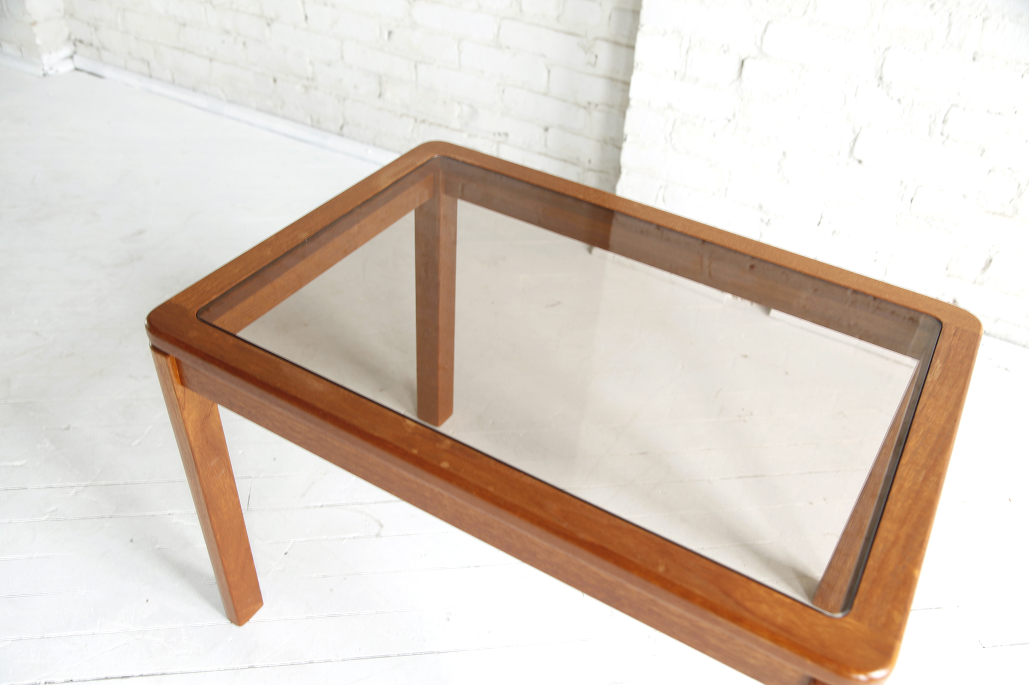 Mid century modern coffee table made in denmark – MCMBKNY