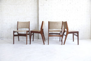 mid century modern chairs made in Denmark mcm