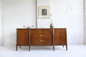 Mid century modern dresser by Unagusta