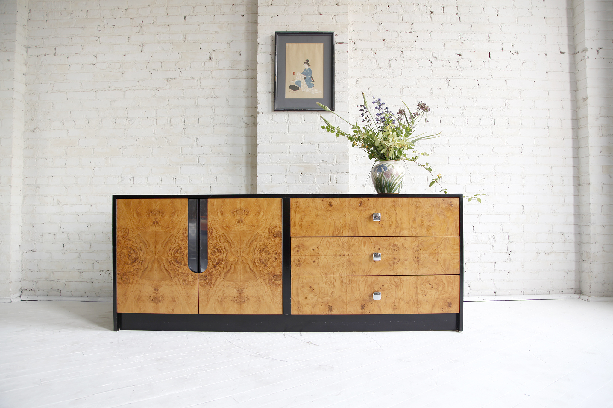 Mid Century Modern Wood Credenza on mid century modern 9 drawer dresser, jesper credenza office storage wood, mid century wood furniture,