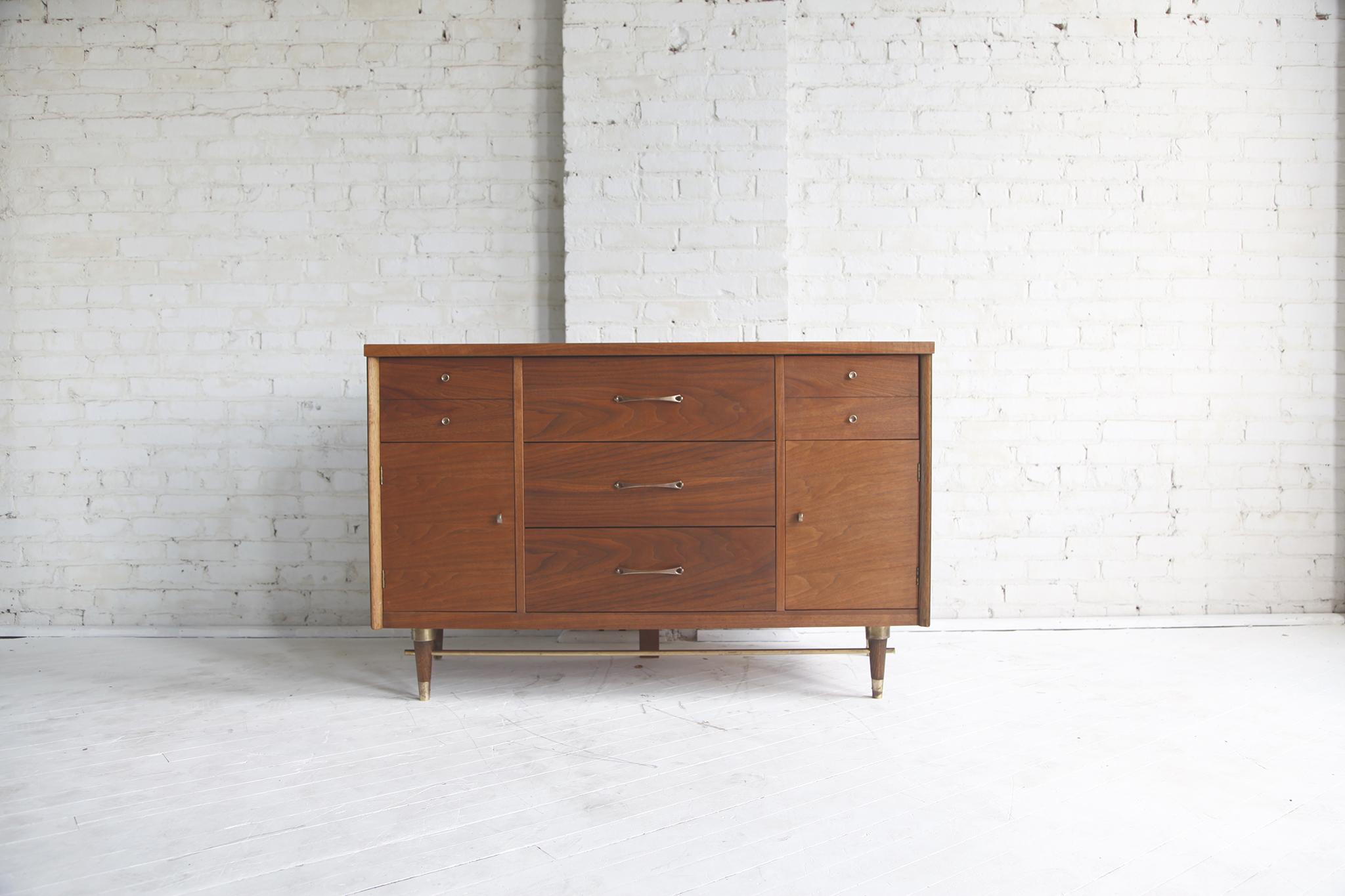 Sold Mid Century Modern Credenza By Bassett Furniture