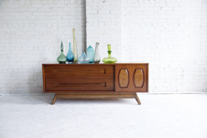 mcmbkny Low mid century modern dresser by Young furniture