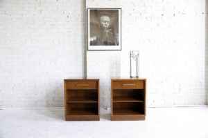 mcmbkny mid century modern night stands nightstands mcm
