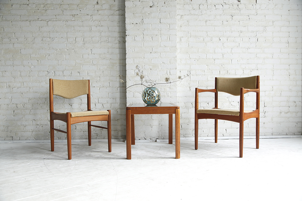 mcmbkny mcm mid century modern dining chairs