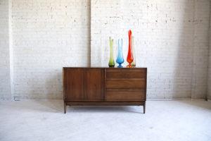 mid century modern dresser credenza by drexel