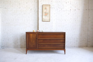 mid century modern dresser credenza by Lane furniture mcm