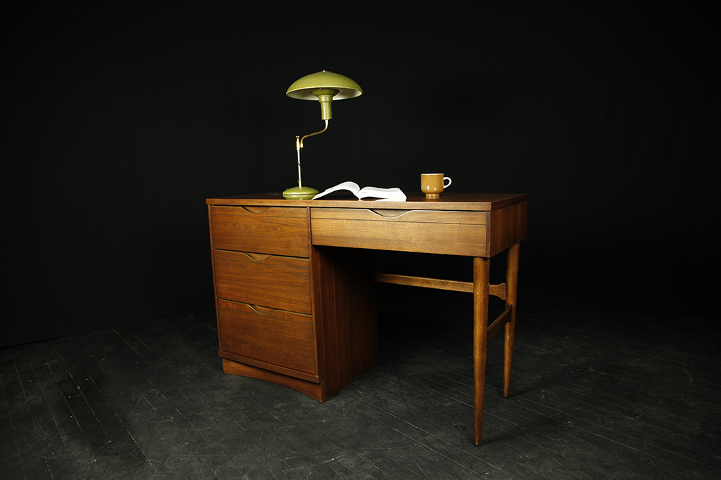Mid century modern desk by Basset furniture