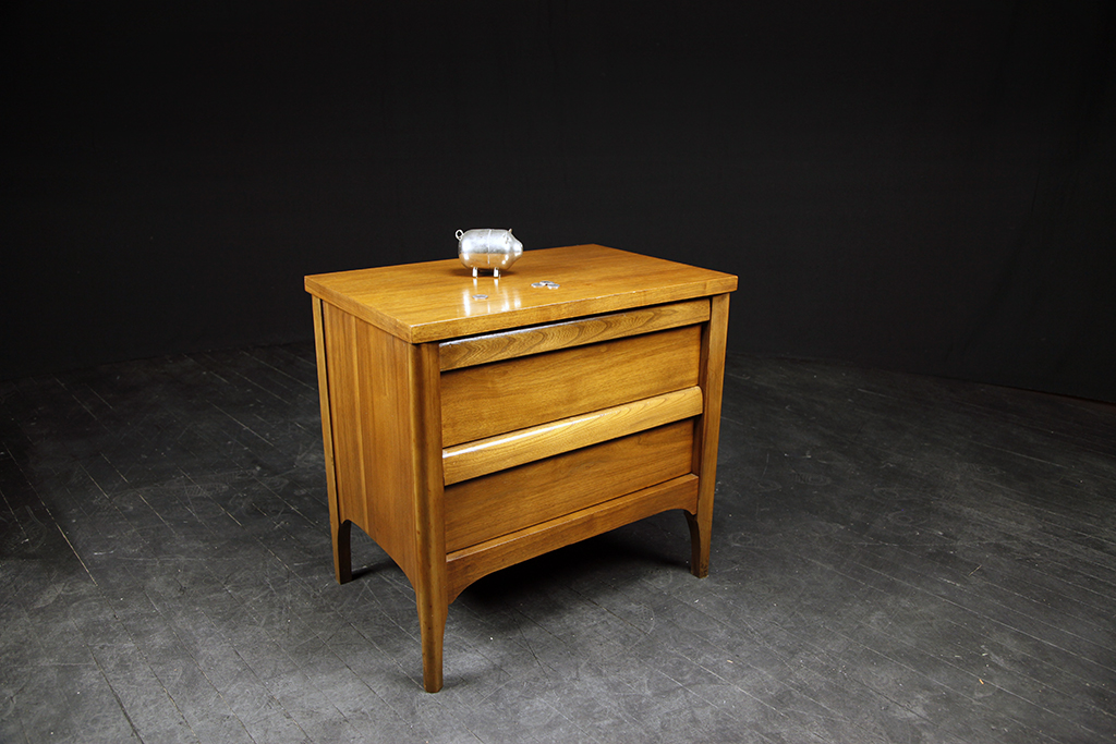 Mcm Mid Century Modern Night Stand End Table Brooklyn Ny Nyc