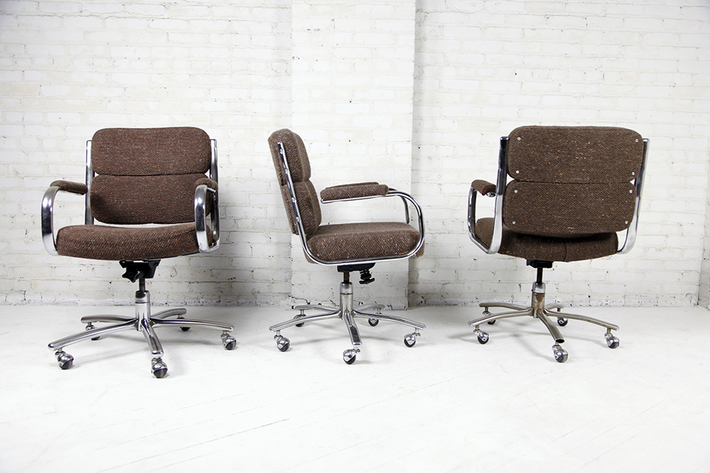 vintage office chairs made in canada omasa projects