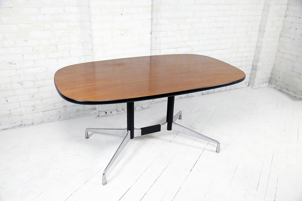 Herman Miller Conference Table Dining Table Omasa Projects - Mid century conference table